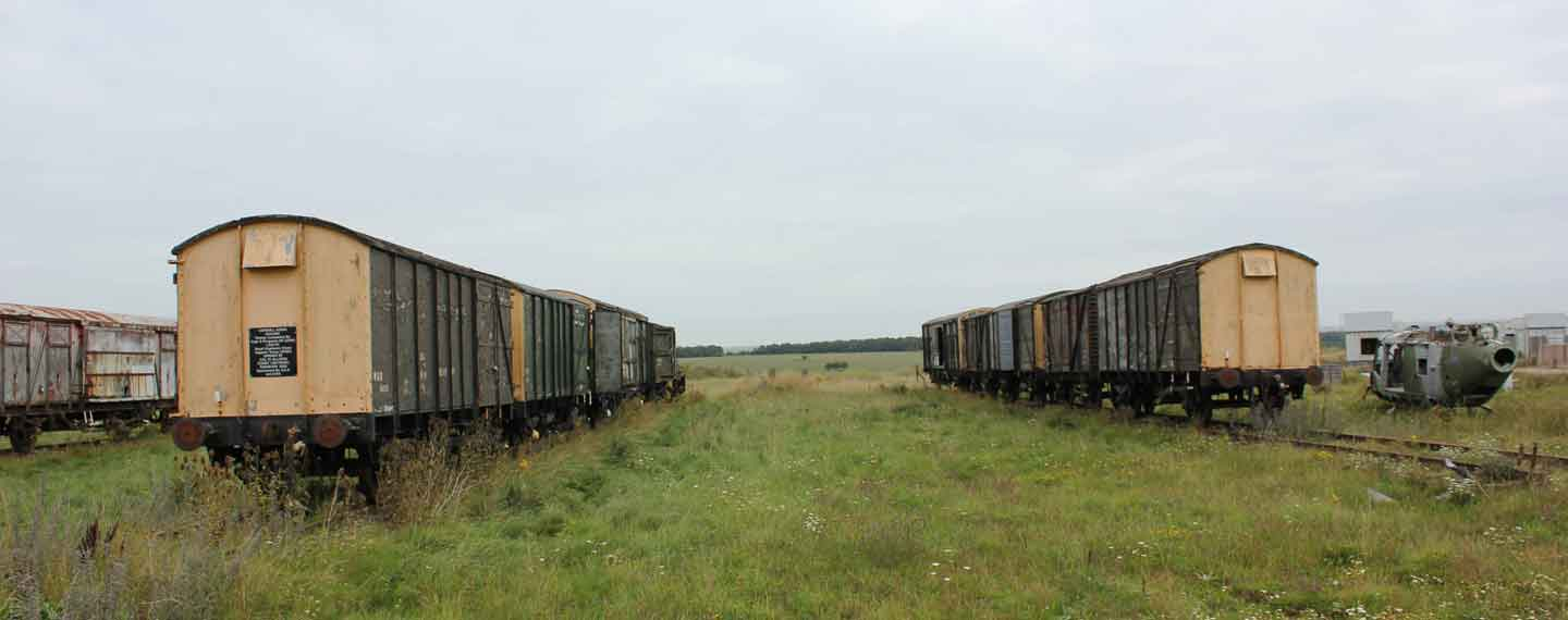 Rolling Stock and Railways Filming Locations UK